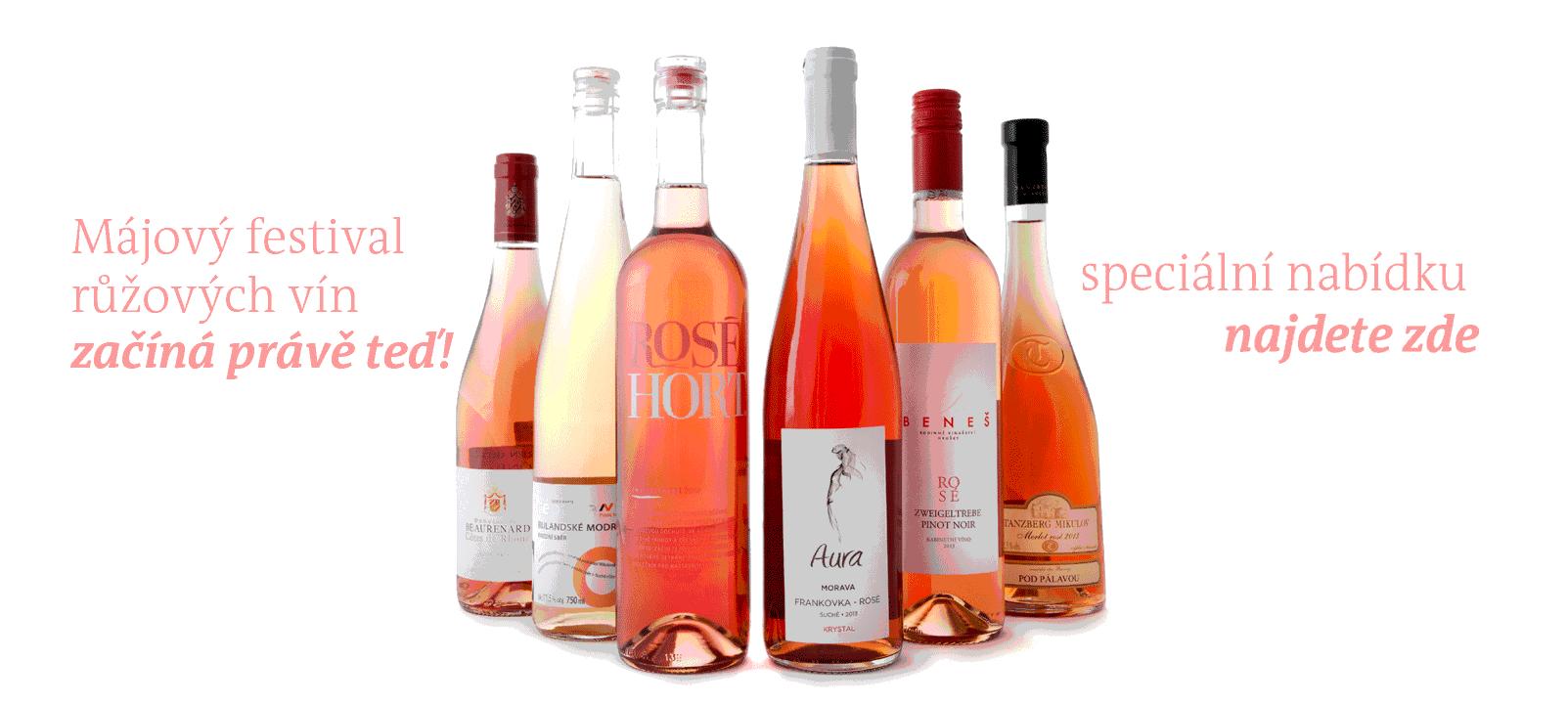 Festival růžových vín