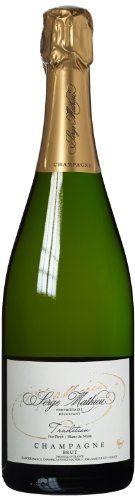 Serge Mathieu Champagne Brut Tradition Blanc de Noirs 0,75