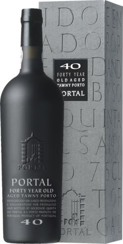 Portal 40 Year Old Aged Tawny Port 0,75