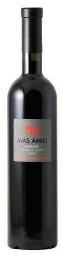 Domaine Mas Amiel Vintage Charles Dupuy 2009 Rouge 0,75