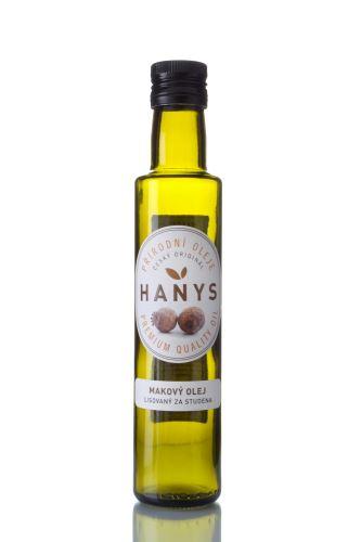 Hanys olej makový 250 ml