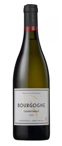 Decelle-Villa Bourgogne Chardonnay 2014 0,75