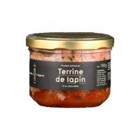 Maison Argaud Terrine de Lapin ciboulette 190 g
