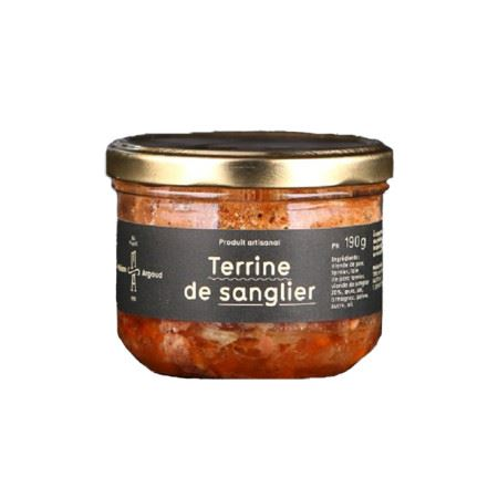 Maison Argaud Terrine de Sanglier 190 g