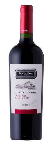 Santa Ema Cabernet Sauvignon 2015 Selected Terroir 13,5% 0,75