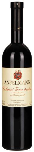 Anselmann Cabernet Franc barrique 2012 jakostní 0,75