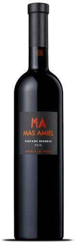 Domaine Mas Amiel Vintage Reserve 2010 Rouge 16,5% 0,75