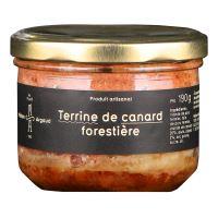 Maison Argaud Terrine de Canard forestiere 190 g