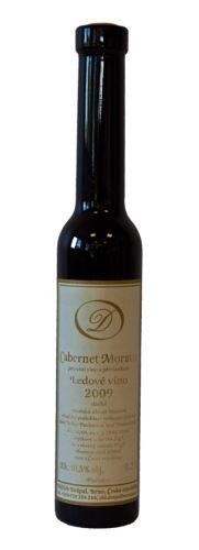 Drápal Oldřich Cabernet Moravia 2009 ledové víno 10,5% 0,2