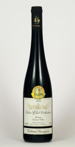 Chateau Valtice Cabernet Sauvignon/Merlot 2012 Výběr z hroznů Premium Collection  0,75