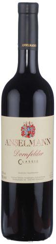 Anselmann Dornfelder 2016 Classic 0,75