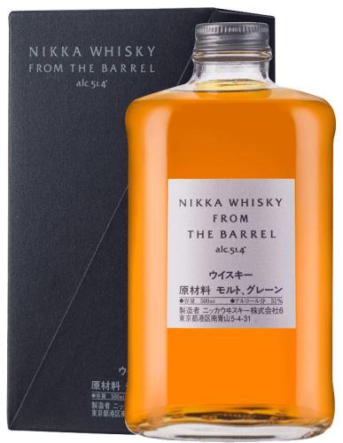 Nikka Taketsuru From The Barrel Whisky  0,5 l