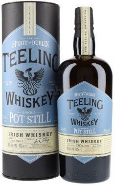 Teeling Single Pot Tuba Irsko