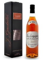 J. GOUDOULIN Armagnac 30 Years Old 40,0% 0,7