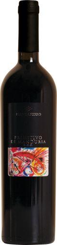 Primitivo DOC 2015 Manduria 0,75l