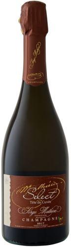 Serge Mathieu Champagne Brut Sélect 0,75