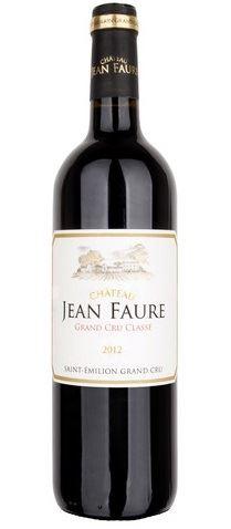 Chateau Jean Faure Saint Émilion Grand Cru Classés 2015 1,5l Magnum
