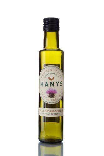 Hanys olej ostropestřec mariánský 250 ml