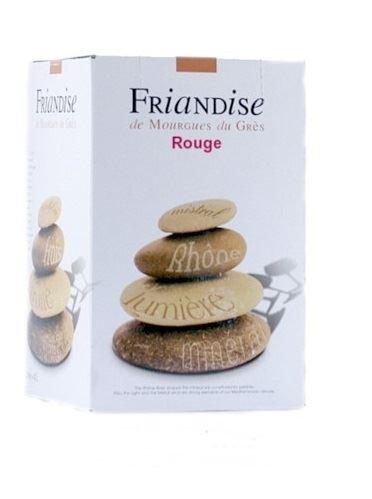 Chateau MOURGUES DU GRES Bag in Box Rouges 2014 5l