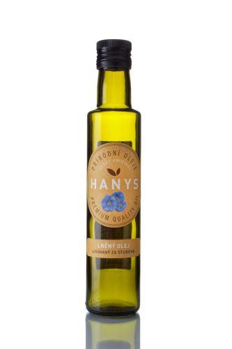 Hanys olej lněný 250 ml