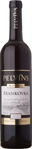 Pelvins Frankovka 2015 Pozdní sběr 0,75