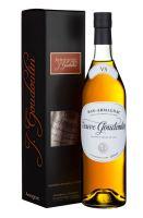 J. GOUDOULIN Armagnac ***/V.S.  40,0% 0,7
