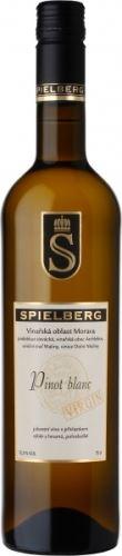 Spielberg Pinot blanc 2013 Virgin Výběr z hroznů 12,5% 0,75