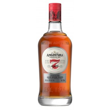 Angostura 7 Y.O. Caribbean Rum 0,7